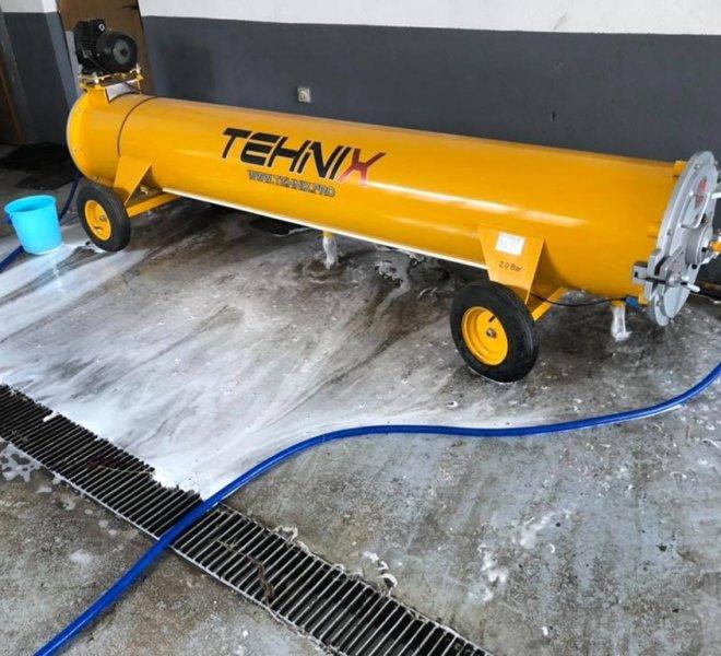 TekaServis mašine za pranje tepiha i nameštaja