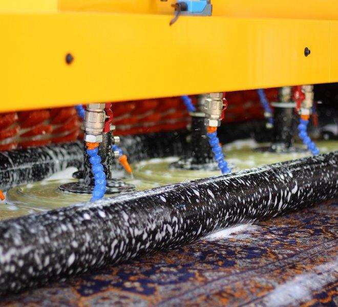 Mašinsko pranje tepiha TeKa Servis