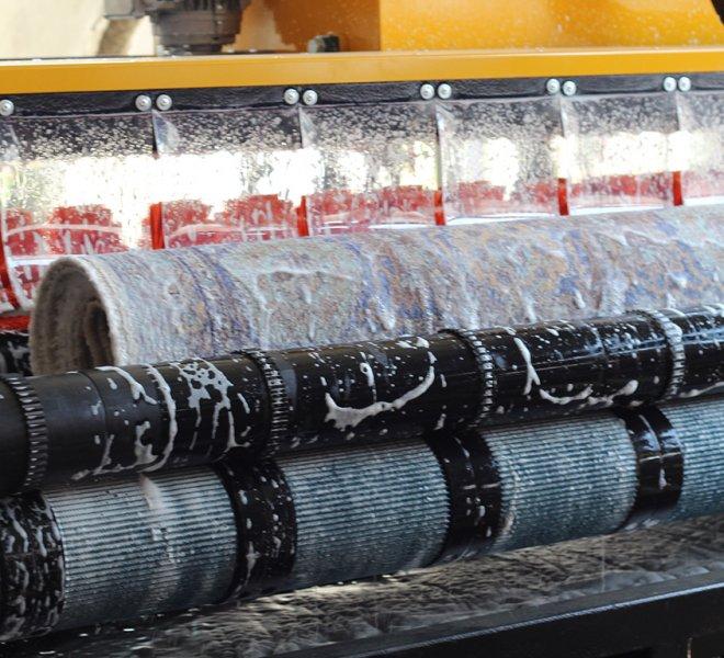 Mašinsko pranje tepiha mašinama najnovije generacije